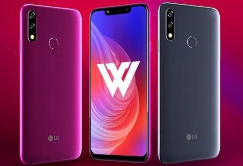 LG W20 image