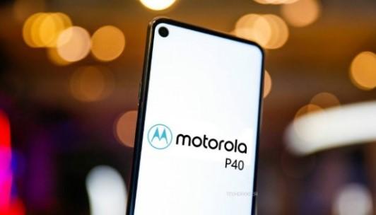 Motorola P40 2020