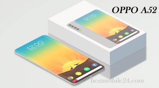 OPPO A52 2020