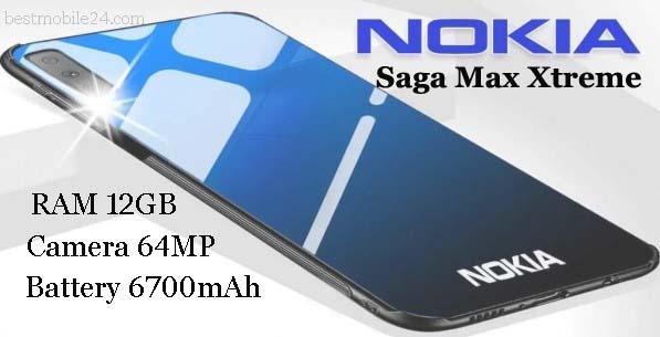 Nokia Saga Max Xtreme 2020 image
