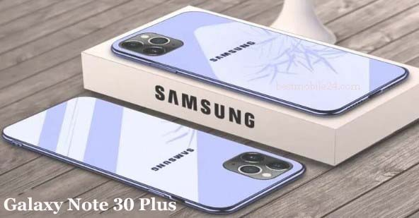 Samsung Galaxy Note 30 Plus 2020 image