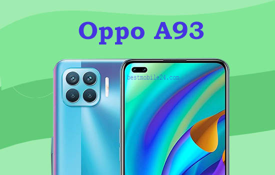 Oppo A93 2020