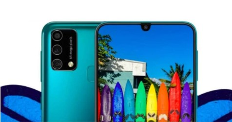 Samsung Galaxy F41 image