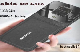 Nokia C2 Lite 2021: 10GB RAM, 6900mAh Battery, and Price!