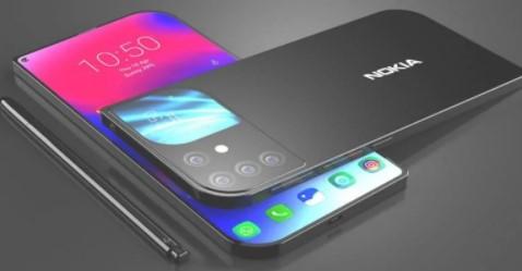 Nokia Mate Edge Pro 2020