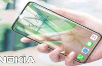 Nokia Maze Edge Xtreme 2020: 12GB RAM, Triple Cameras and 7500mAh Battery!