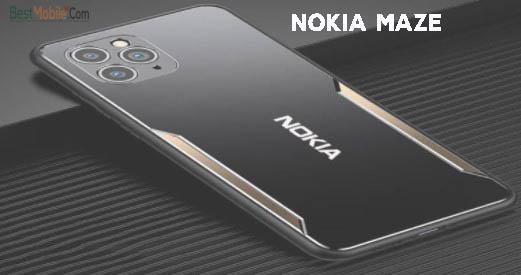 Nokia Maze 2021
