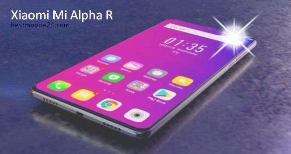 Xiaomi Mi Alpha R 2021