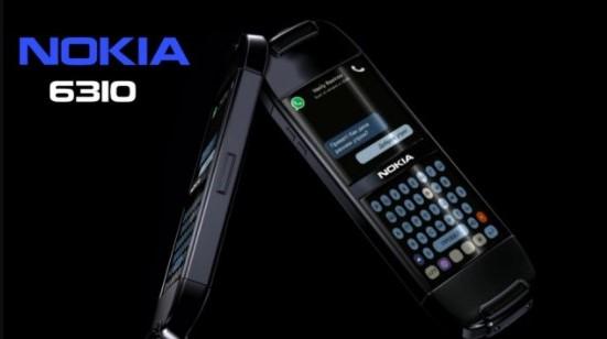 Nokia 6310 5G