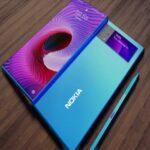 Nokia Slim X 5G Concept Phone