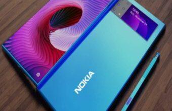 Nokia Slim X 5G Concept Phone: 12GB RAM, 7900mAh Battey!