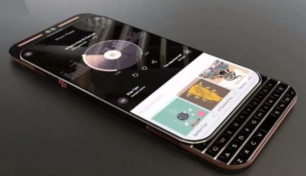 Blackberry Priv 2 5G 2021