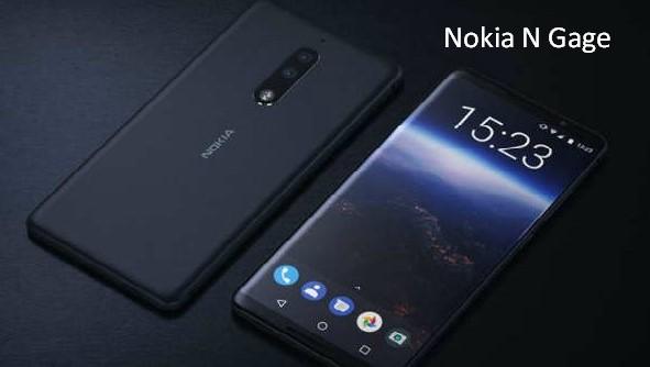 Nokia N Gage 2021