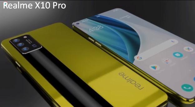 Realme X10 Pro 5G 2021