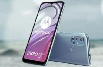 Motorola Moto G20 Plus 5G 2021: Price, Release Date & Specs!
