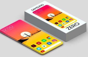 Samsung Galaxy Zero Ultra Price, Release Date & Specifications!