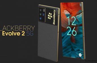 Blackberry Evolve X2 5G 2021 Price, Release Date, & Specs!