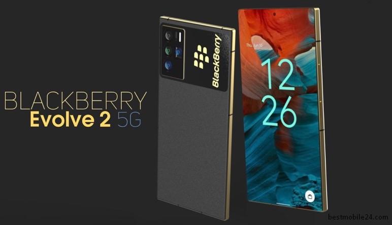 Blackberry Evolve X2 5G 2021