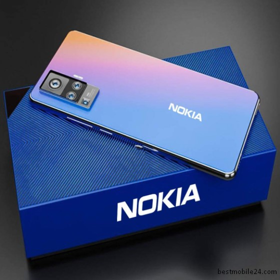 Nokia G50 Max 5G 2021