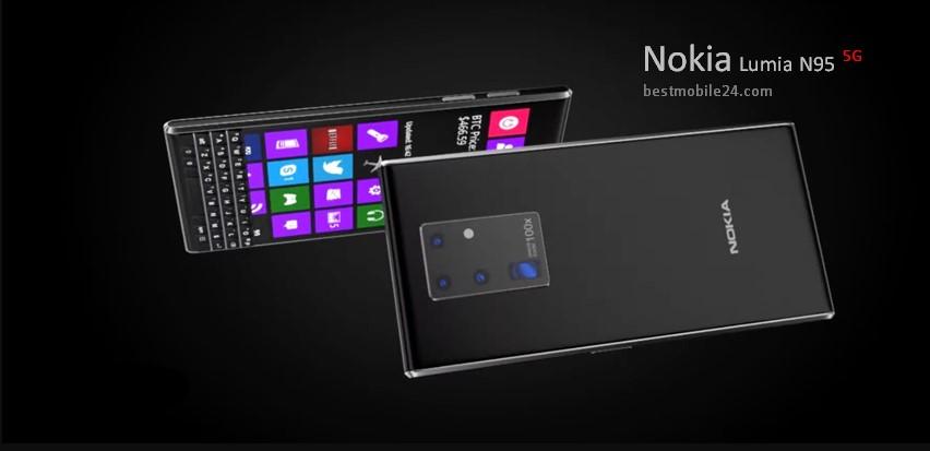 Nokia Lumia N95 5G 2021