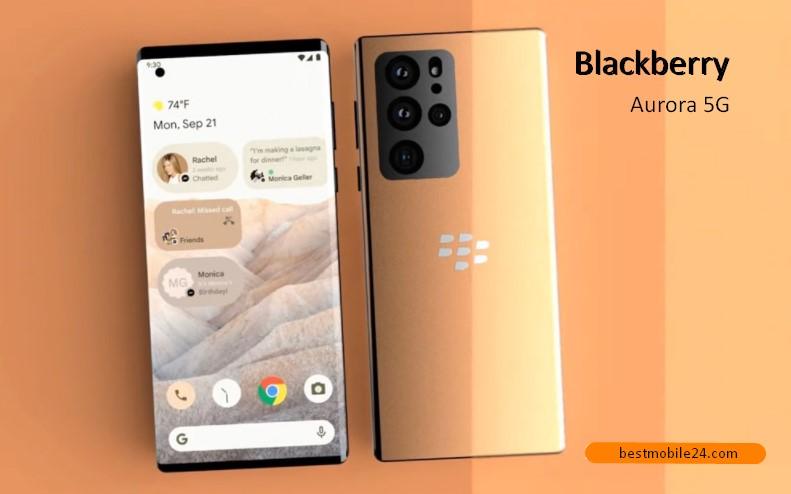 Blackberry Aurora 5G 2021