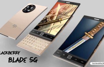 Blackberry Blade 5G Price, Release Date, Specs & Features!