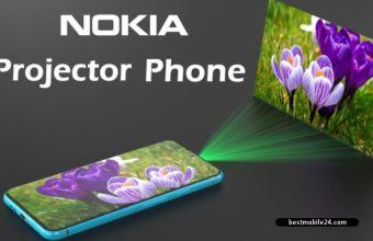 Nokia Projector Phone 5G 2021 Price, Release Date & Specs!