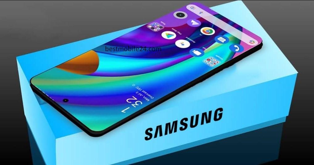 Samsung Galaxy M22 2021