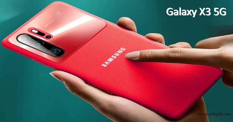 Samsung Galaxy X3 5G